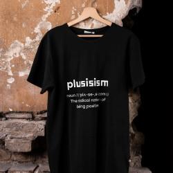 Marškinėliai Plusisism