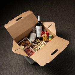 Šventinis dovanų rinkinys White Wine Party